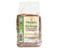 Orez rosu integral Camargue bio (bob lung) 500 g