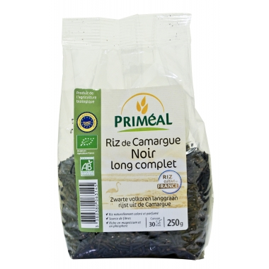 Orez negru integral Camargue (bob lung) 250 g
