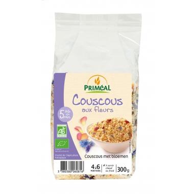 Couscous cu flori bio 300 g