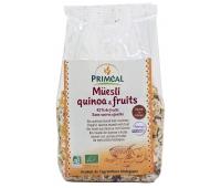 Muesli quinoa & fructe bio 350g