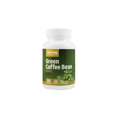 GREEN COFFEE BEAN 400mg x 60 cps, Secom