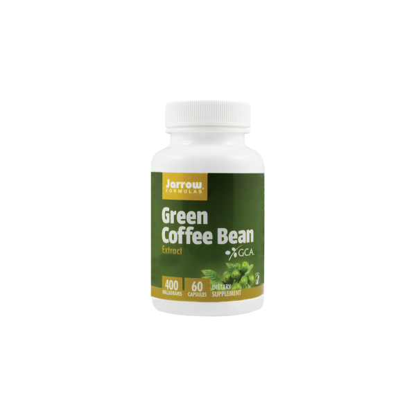 GREEN COFFEE BEAN 400mg x 60 cps, Secom