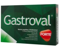 Gastroval Forte x 12cps