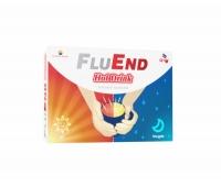 Fluend Hot Drink x 12 plicuri,Sunwave Pharma