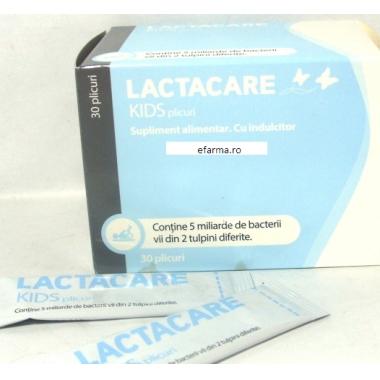 Lactacare KIDS X 30plic ,Actavis