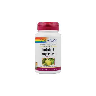 Indole-3 Supreme 200 mg x 30 cps, Secom