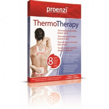 Proenzi Thermo Therapy x 2 plasturi, Walmark