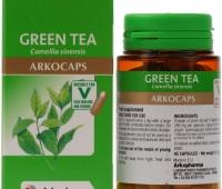 Ark KPS SL ceai verde x 90 cps, Arkopharma