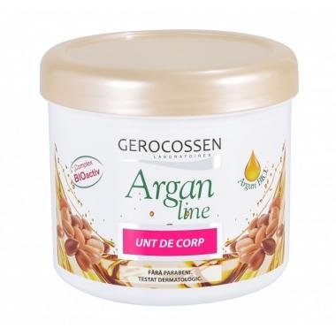 Unt de corp Argan x 450 ml, Gerocossen