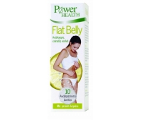 Power of Nature Flat Belly x 10 tb efferv