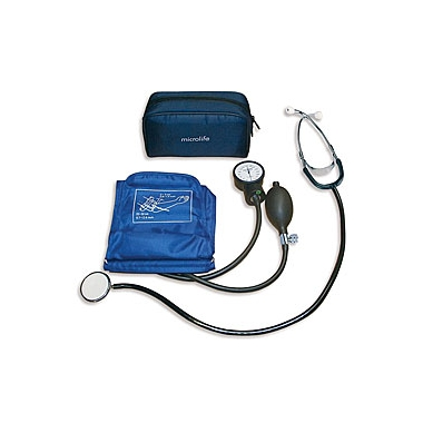Tensiometru aneroid cu stetoscop Microlife