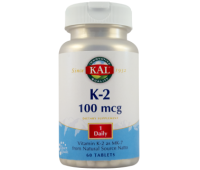Vitamina K2 100 mcg x 60 cpr, Secom