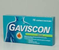 Gaviscon Mentol x 32 cpr masticab