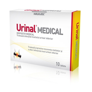 Urinal medical x 10 tb, Walmark