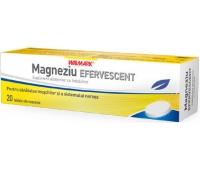 Magneziu x 20 efervescent 1+1Gratis Walmark