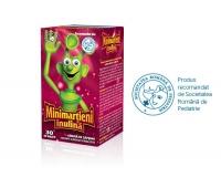 Minimartieni inulina x 30 cps , Walmark