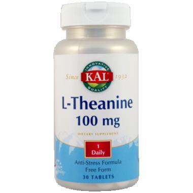 Secom L-Theanine 100 mg x 30 cps