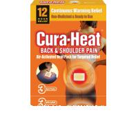 Cura-Heat Back 3P