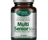 Power of Nature Multi Senior 50+ x 30 cps, Power Health