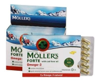 Moller's Forte Omega 3 x 150 cps, Pharma Brands