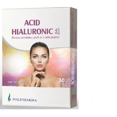 Acid hialuronic 45 mg x 30 cps