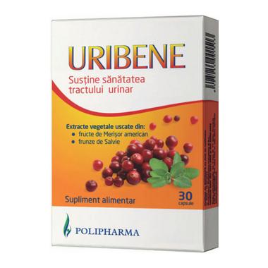 Uribene x 30 cps, Polipharma
