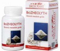 Biozheolyth x 60 cps, Dacia Plant 1+1 Gratis