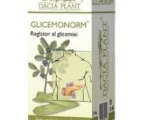 Glicemonorm x 60 cps, Dacia Plant 1+1 Gratis