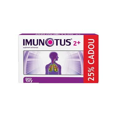 Imunotus 2+ x 8 plicuri+2 plicuri gratis