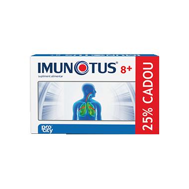Imunotus 8+ x 8 plicuri+2 plicuri gratis