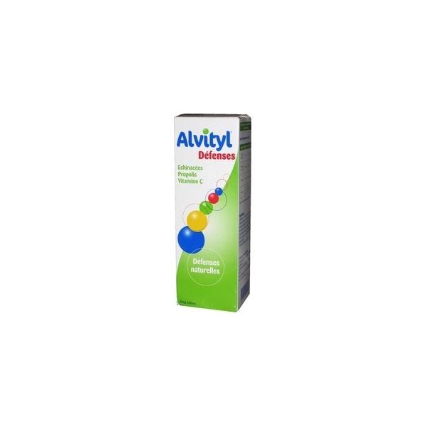 Alvityl Defenses sirop x 120 ml, Urgo