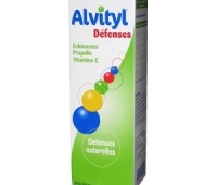 Alvityl Defenses sirop fara zahar x 240 ml, Urgo
