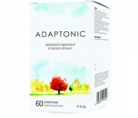 Adaptonic 31.2 gr x 60 cps 1+1 gratis, Alevia