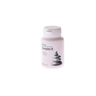 Spirulina 1000 mg *45 cps + Complex B x 30 cps, Alevia