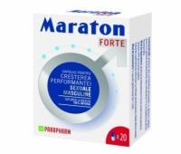 Maraton Forte Potenta 20 capsule pachet 5 cutii plus 1 gratis!
