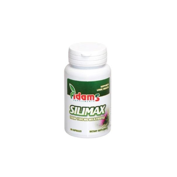 Silimax 1500mg 30cps