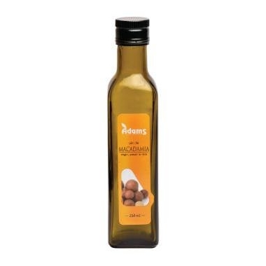 Ulei macadamia 250ml (presat la rece)