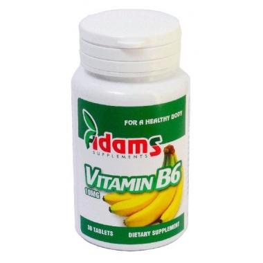 Vitamina B6 10mg 30cpr