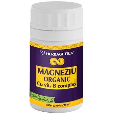 Magneziu organic 30cps