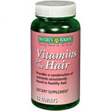 Vitamine pentru par 65cps