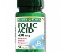Acid folic 400mg 50tb
