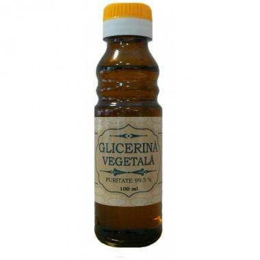 Glicerina vegetala puritate 99,5% 100ml