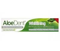 Pasta de dinti Whitening aloe vera+siliciu Q10 (fara fluor) 100ml