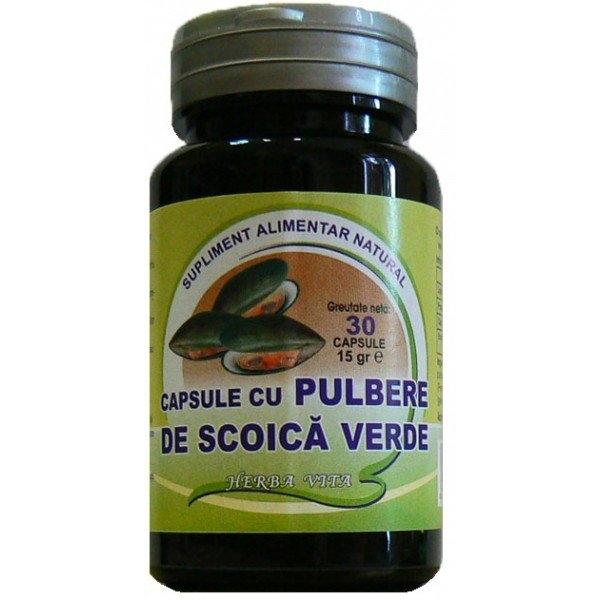 Scoica verde 30cps
