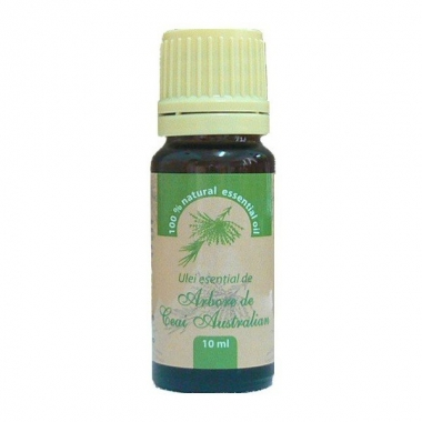 Ulei esential de tea tree (arbore de ceai) 10ml
