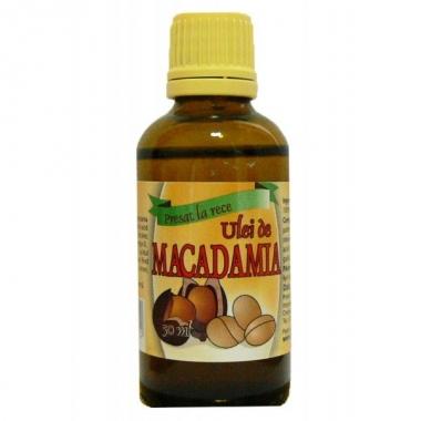 Ulei macadamia presat la rece 50ml