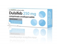 Dulsifeb 250mg 20cpr orodispensabile