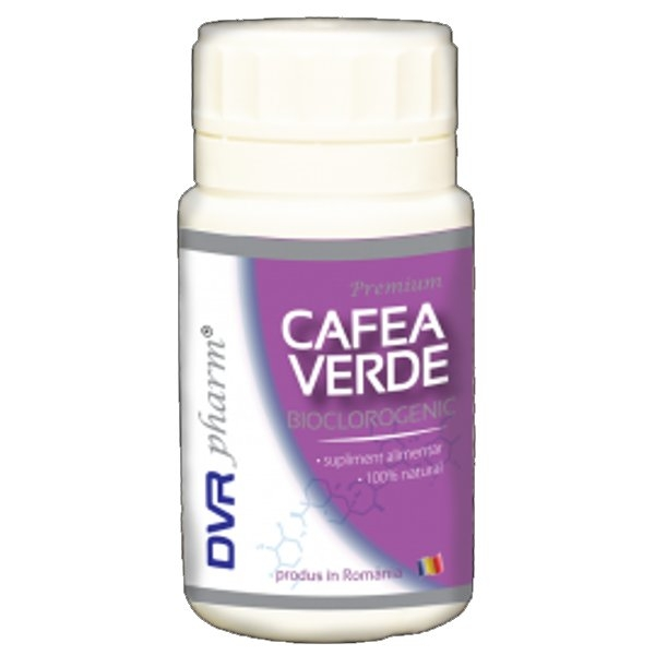 Cafea verde 60cps