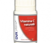 Vitamina C naturala 60cps