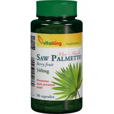 Extract de palmier (saw palmetto) 540mg 90cps